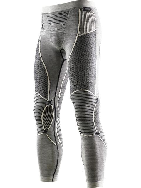 X-Bionic Apani Merino By Fastflow UW Long Pants Men Black/Grey/Ivory